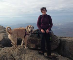Lois and Animal Companion