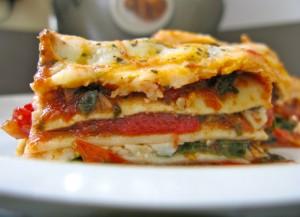 veggie-lasagna