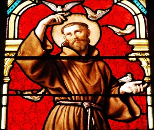 St-Francis-Stained-glass