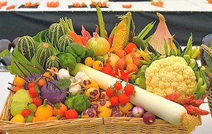 Basket of Veg
