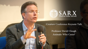 David Clough Sarx Creature Conference