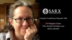 Margaret Adam Sarx Creature Conference