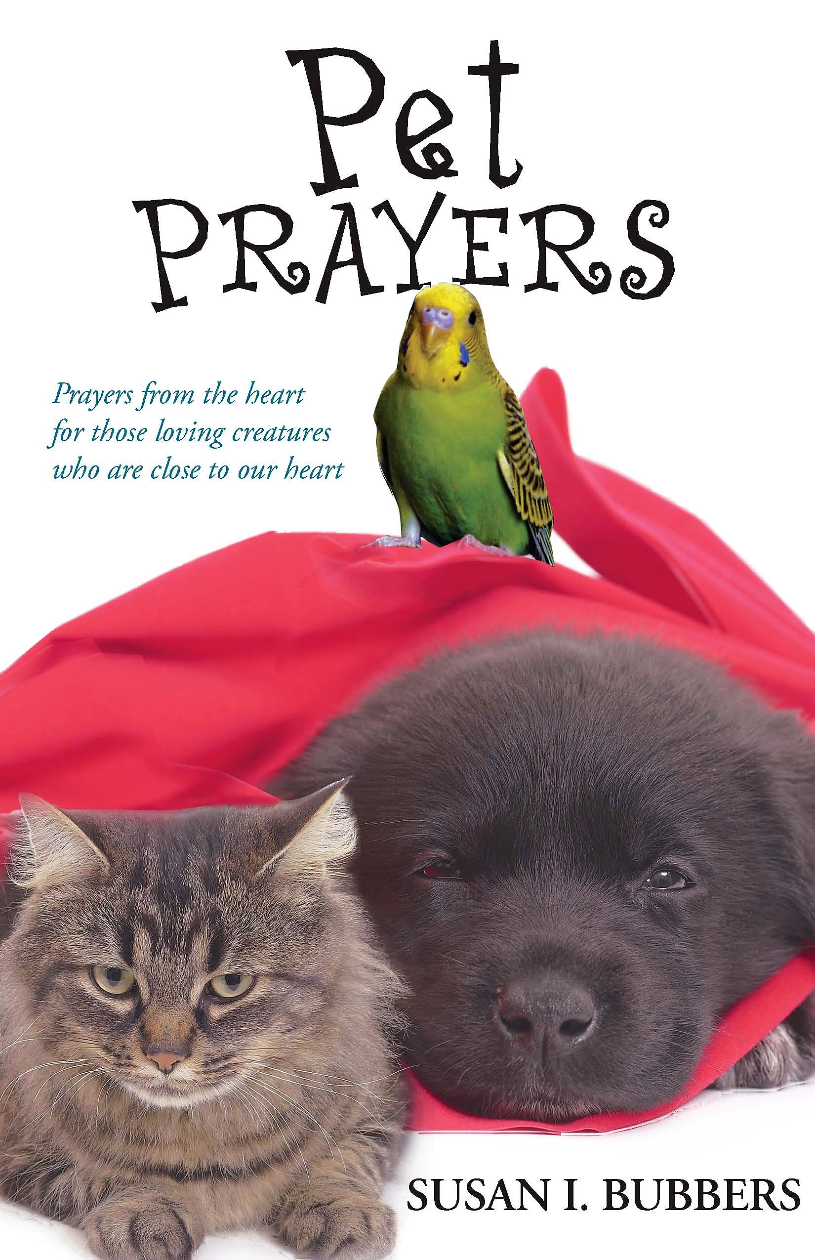 Pet Prayers