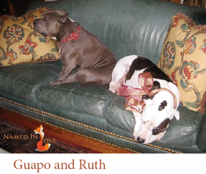 Guapo and Ruth
